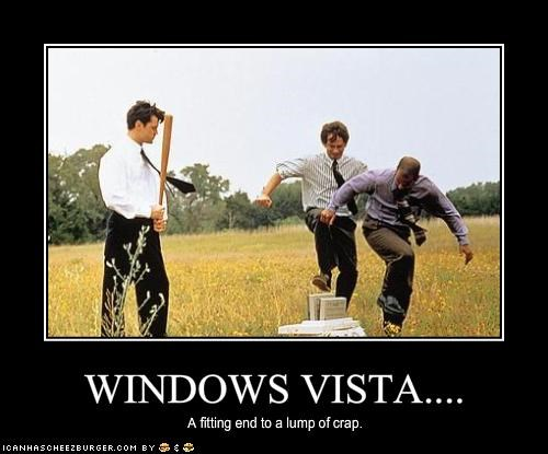 WINDOWS VISTA....