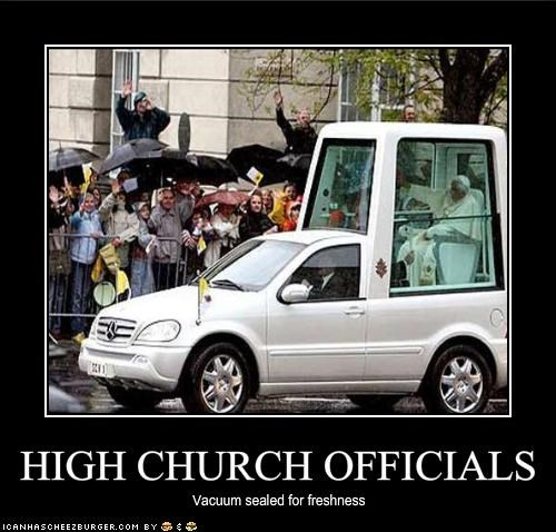 catholics,Pope Benedict XVI,popemobile,religion