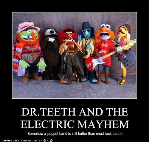 DR.TEETH AND THE ELECTRIC MAYHEM