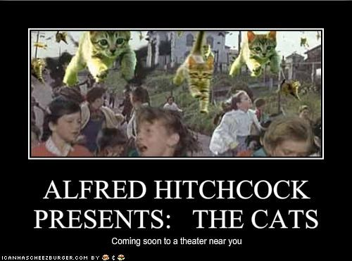 ALFRED HITCHCOCK PRESENTS:   THE CATS