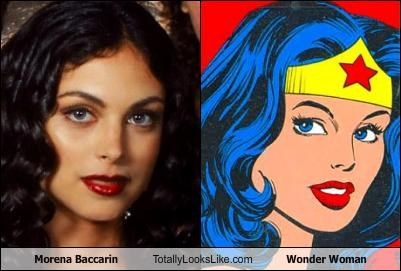 Morena Baccarin Totally Looks Like Wonder Woman