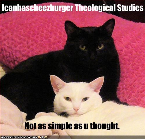 Icanhascheezburger Theological Studies
