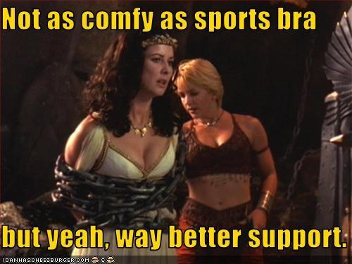 bras,lingerie,renee oconnor,TV,Xena