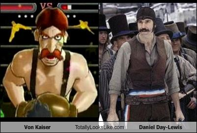 Von Kaiser Totally Looks Like Daniel Day-Lewis