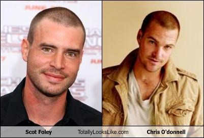 Scot Foley Totally Looks Like Chris O'donnell