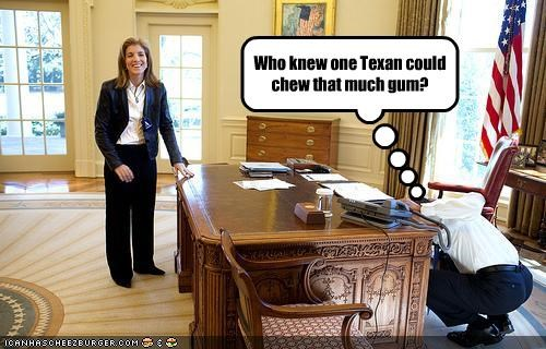 barack obama,caroline kennedy,democrats,Oval Office,president,resolute desk,White house