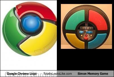 Google Chrome Logo Totally Looks Like Simon Memory Game
