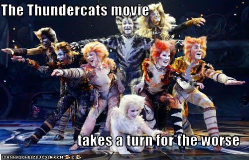 The Thundercats movie  takes a turn for the worse