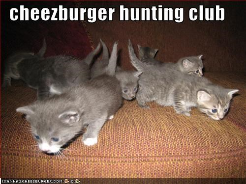 cheezburger hunting club