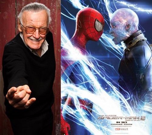Stan Lee Explains Some New Footage From Spider-Man 2 and Reveals Some Electro Spoilers