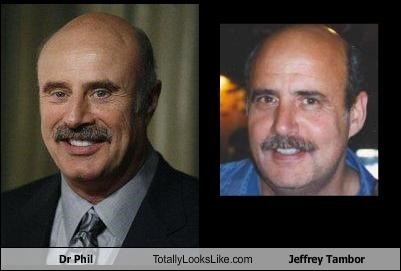 Dr Phil Totally Looks Like Jeffrey Tambor
