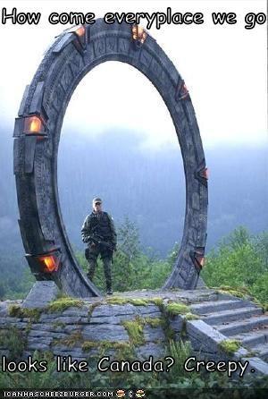 Canada,Richard Dean Anderson,Stargate,TV