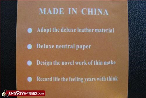 adopt,China,deluxe,feeling,leather,notebook,paper,record,think,work,years