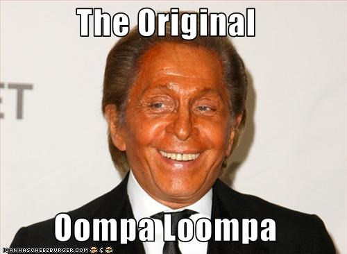 The Original  Oompa Loompa