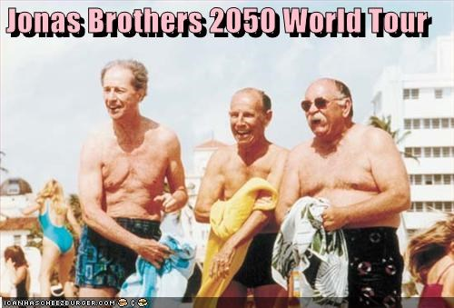 Jonas Brothers 2050 World Tour