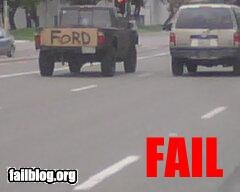brand name,ford,g rated,plywood,spray paint,tailgate,truck