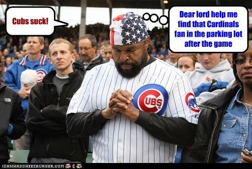 Cubs suck!