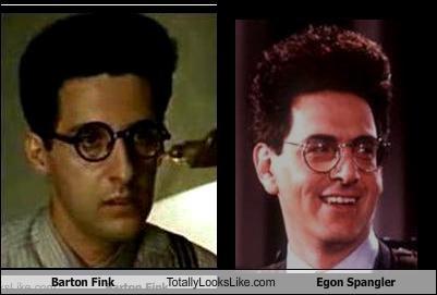 Barton Fink Totally Looks Like Egon Spangler