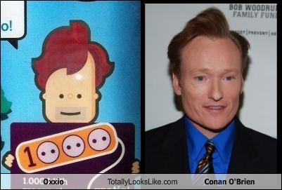 Oxxio Totally Looks Like Conan O'Brien