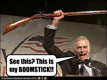 See this? This is my BOOMSTICK!!