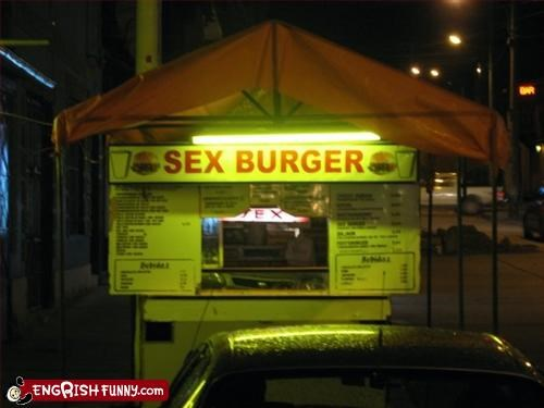 burger,food stand,sex,signs