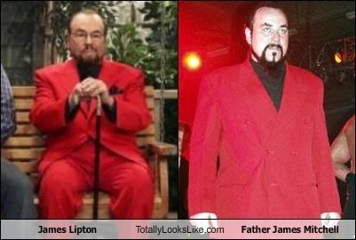 James Lipton Totally Looks Like Father James Mitchell