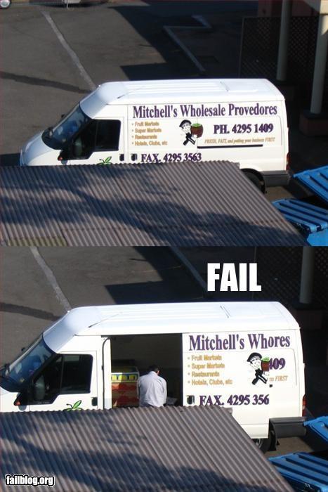 business,door,open,van,whores,writing