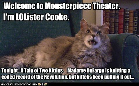 Welcome to Mousterpiece Theater.