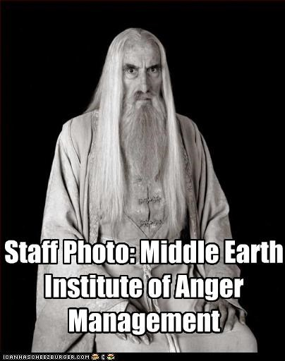 Staff Photo: Middle Earth Institute of Anger Management