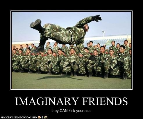IMAGINARY FRIENDS