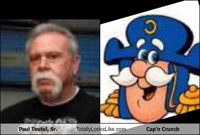 Paul Teutul, Sr. Totally Looks Like Cap'n Crunch - Cheezburger