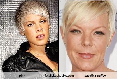 pink Totally Looks Like tabatha coffey