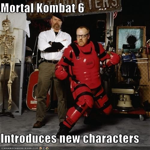 Mortal Kombat 6  Introduces new characters