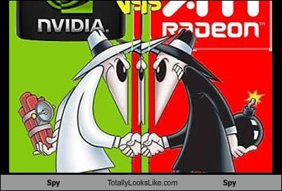 Spy Totally Looks Like Spy