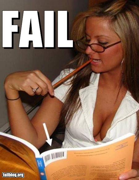 BLONDE WIN,BUT BOOK FAIL