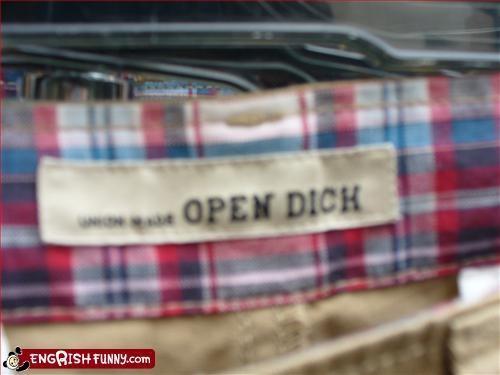 clothing,Dck,label