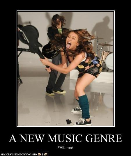 singers,FAIL,genre,miley cyrus,Music