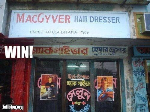 Haircut'o'Win