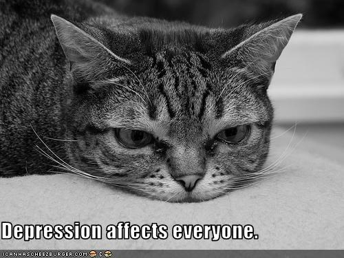 Depression affects everyone.