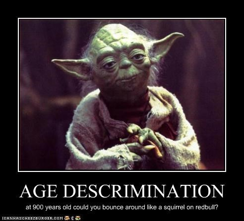 AGE DESCRIMINATION