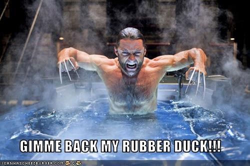 GIMME BACK MY RUBBER DUCK!!!