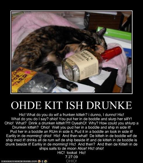 OHDE KIT ISH DRUNKE