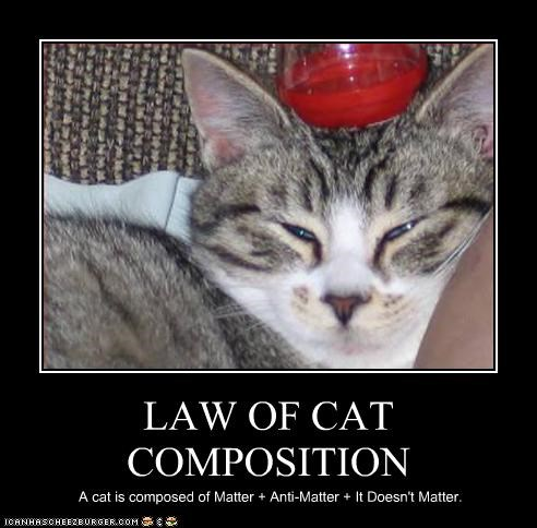 LAW OF CAT COMPOSITION