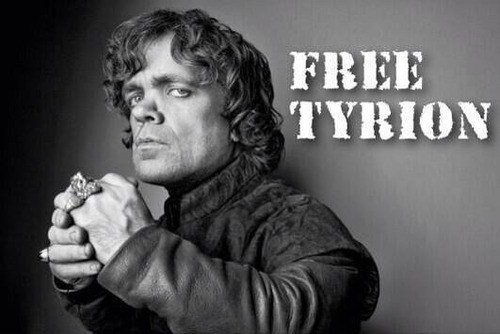 Tyrion's Taking This Whole Imprisonment Thing Really Well