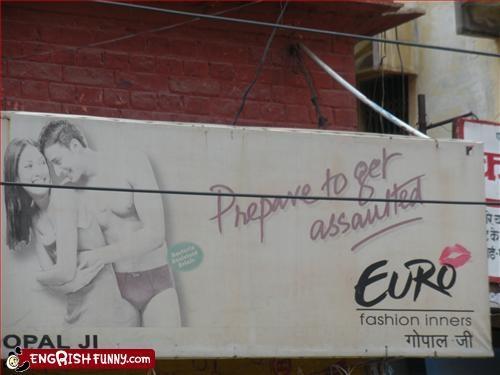 assaulted,billboard,euro,fashion,underwear