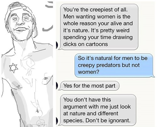This is What Happens When a Woman Turns the Tables in Online Dating Objectification