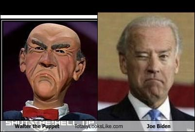 Walter the Puppet Totally Looks Like Joe Biden
