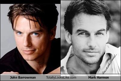 John Barrowman Totally Looks Like Mark Harmon