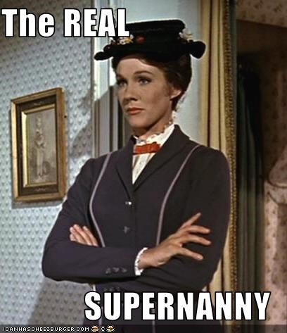 The REAL  SUPERNANNY