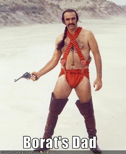 Borat's Dad